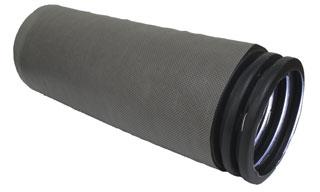 Дренажная труба гофрированная в фильтре геотекстиль СибурØ63 мм