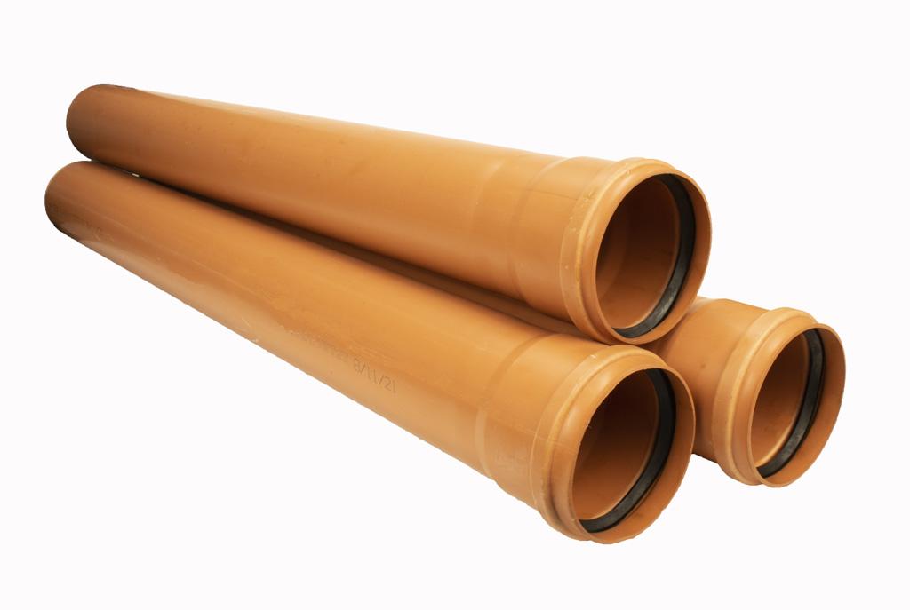 ? Труба ПВХ канализационная диаметр 250 мм стенка 6,2 мм длина 3 м купить в Москве низкие цены